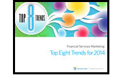 Financial Services Marketing op Eight Trends White Paper
