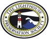 Lighthouse Preservation Society logo