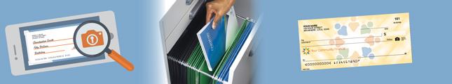 Personal Checks at OrderMyChecks.com® | Harland Clarke