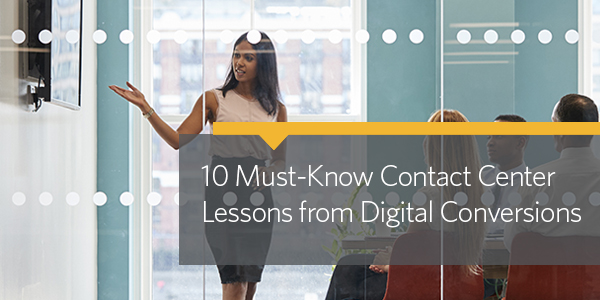 10 Must Know Lessons from Digital Conversions