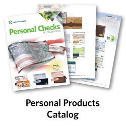 Personal products catalog