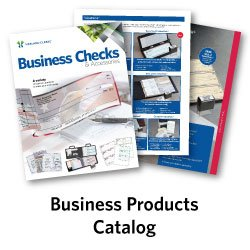 Business products catalog