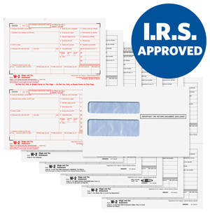 IRS Approved Tax Forms